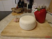 Домашний свежий сыр