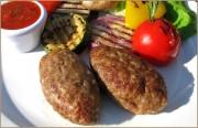 Домашние котлеты говядина + свинина + баранина